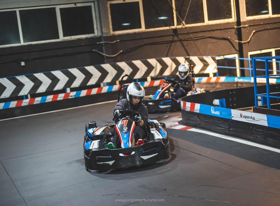 Skindoor Curva Le Mans