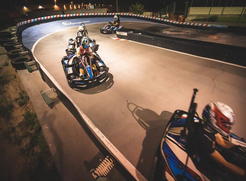 Skindoor Gara Go Kart