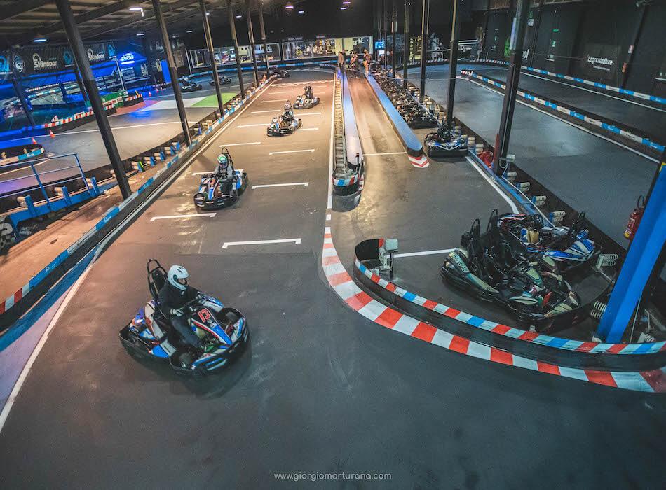 Skindoor Gara Le Mans Kart