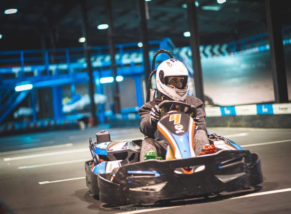 Skindoor Go Kart LeMans