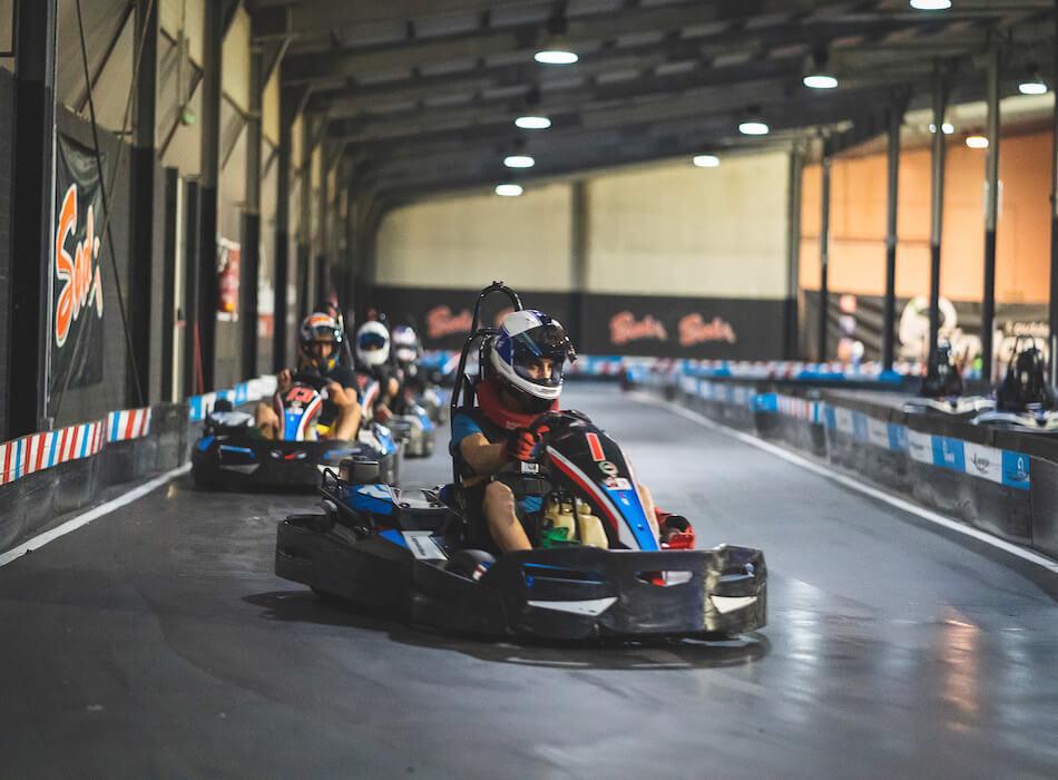 Skindoor Gara Kart