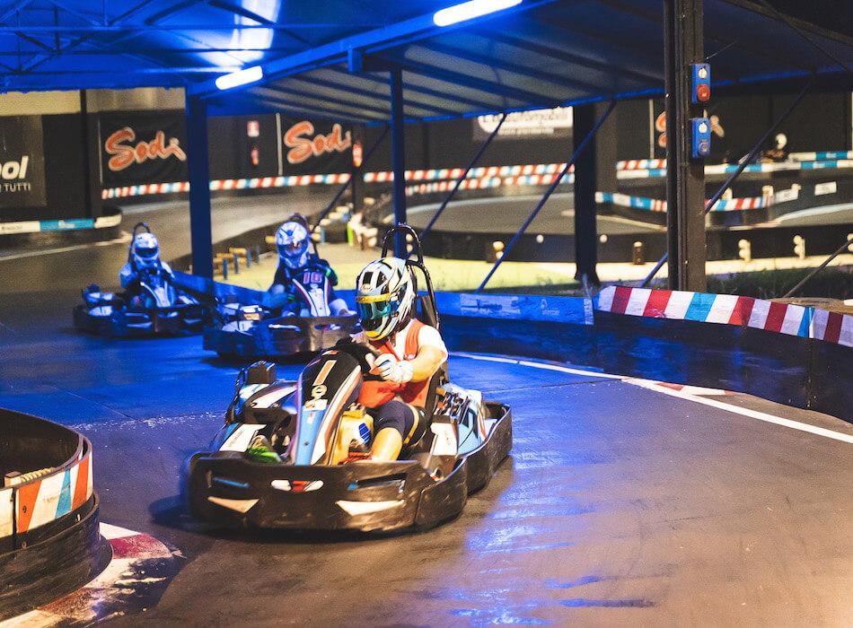 Skindoor GoKart Racing