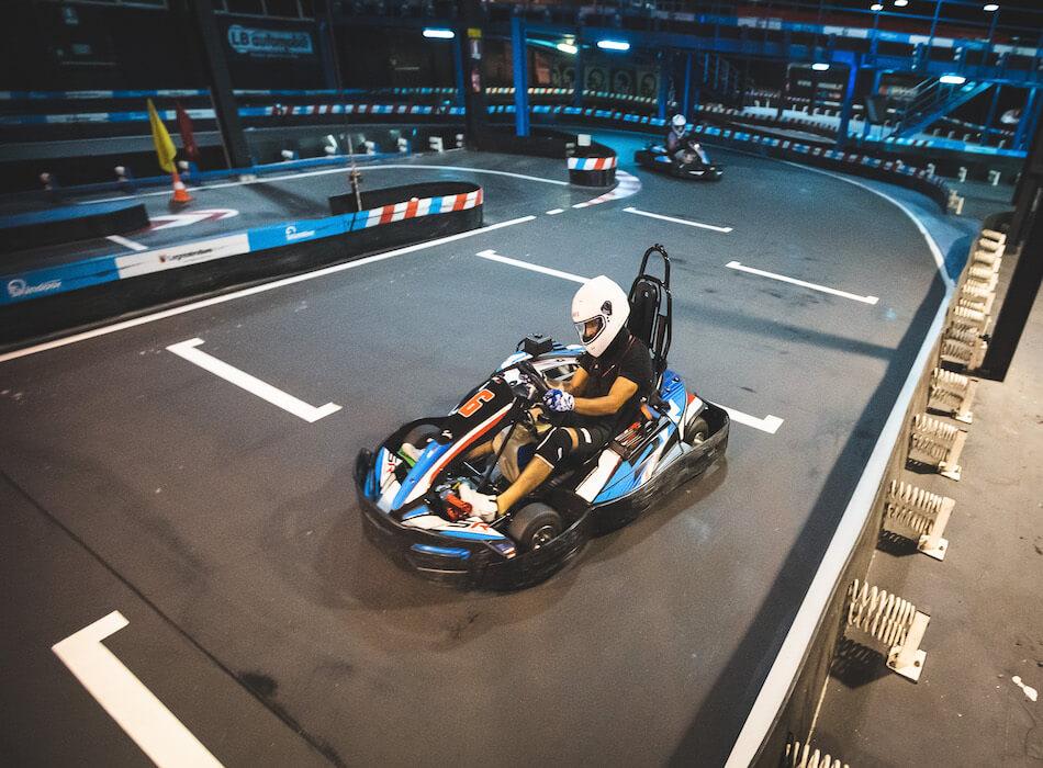 Go Kart Traguardo