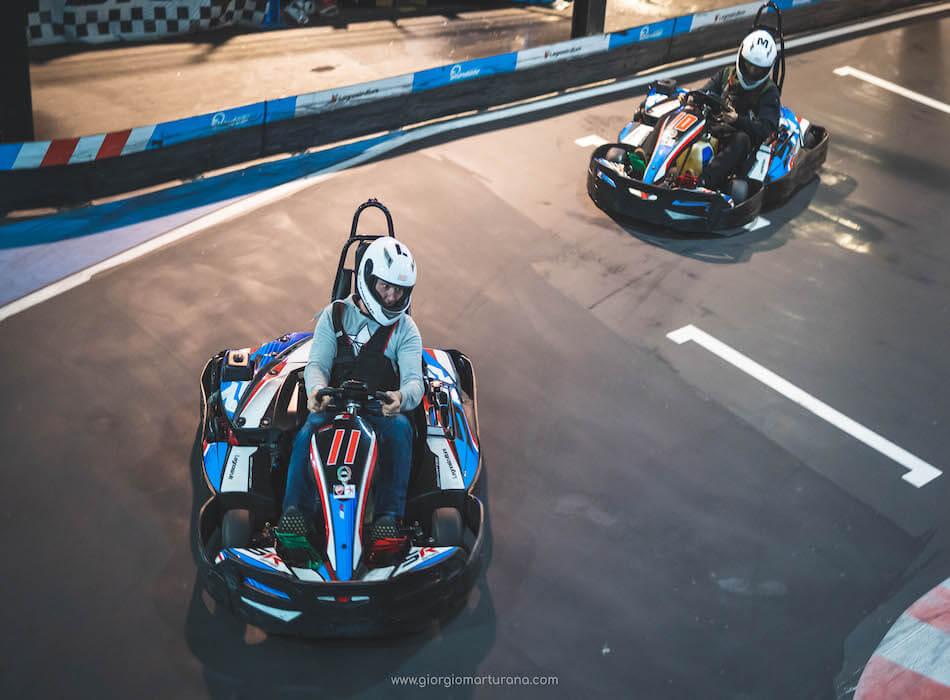 Skindoor Le Mans Foto Kart