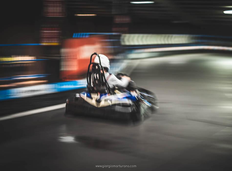 Go Kart Le Mans Skindoor