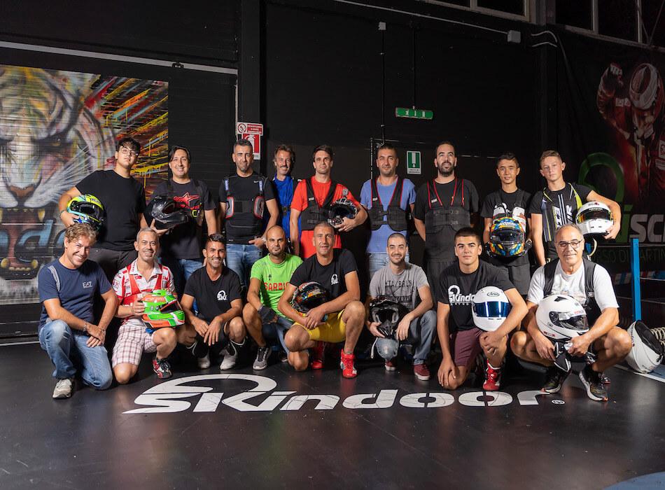Skindoor Team Racing