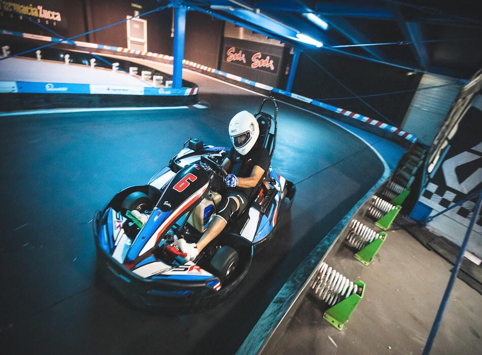 Pista Go Kart Indoor