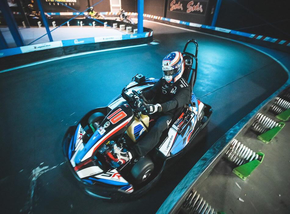 Go Kart Race Night