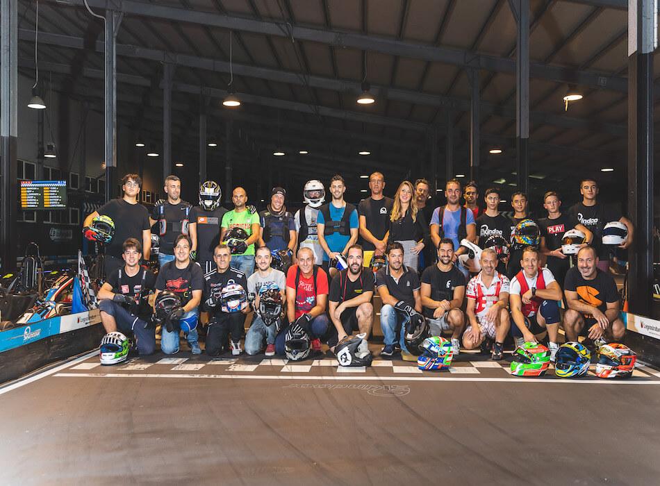 Team GoKart Skindoor